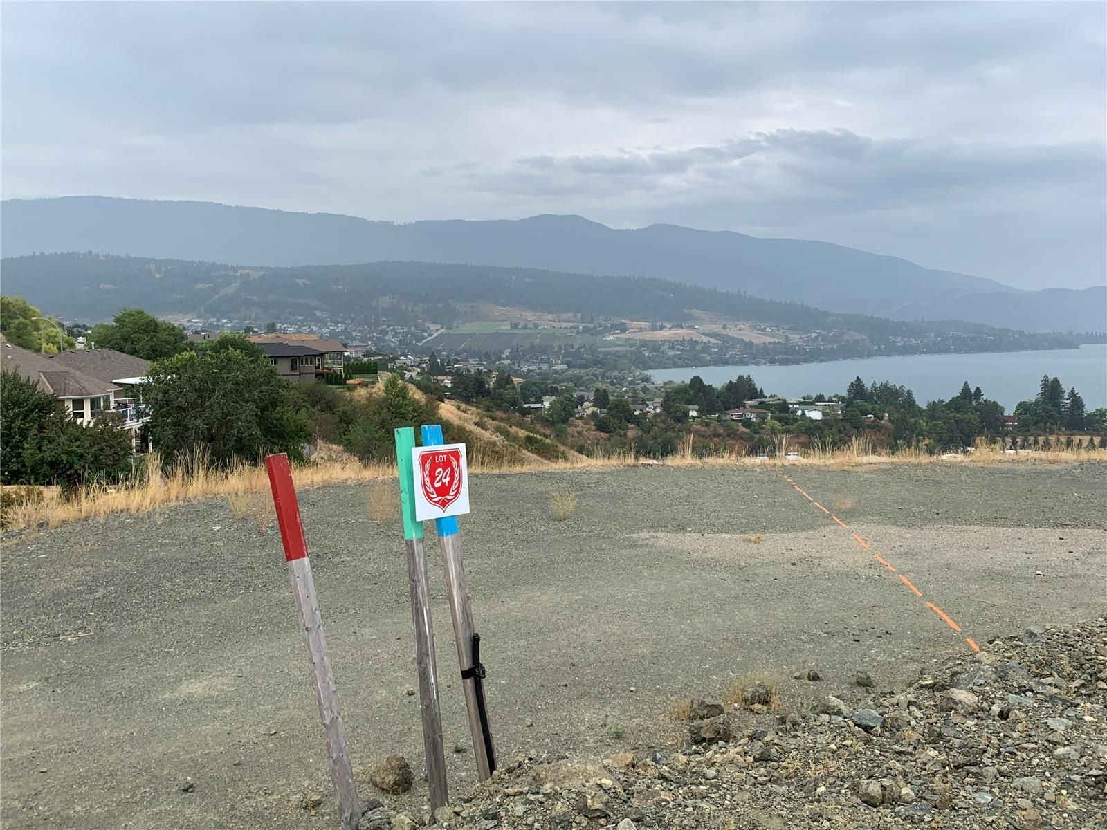 Main Photo: #Lot 24 903 Mt. Griffin Road, in Vernon: Vacant Land for sale : MLS®# 10240968