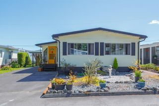 Photo 2: 28 7701 Central Saanich Rd in : CS Hawthorne Manufactured Home for sale (Central Saanich)  : MLS®# 845563