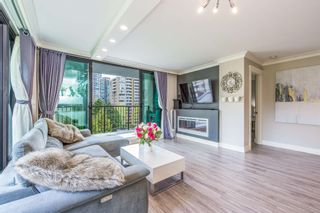 Photo 5: 708 4165 MAYWOOD Street in Burnaby: Metrotown Condo for sale (Burnaby South)  : MLS®# R2601570