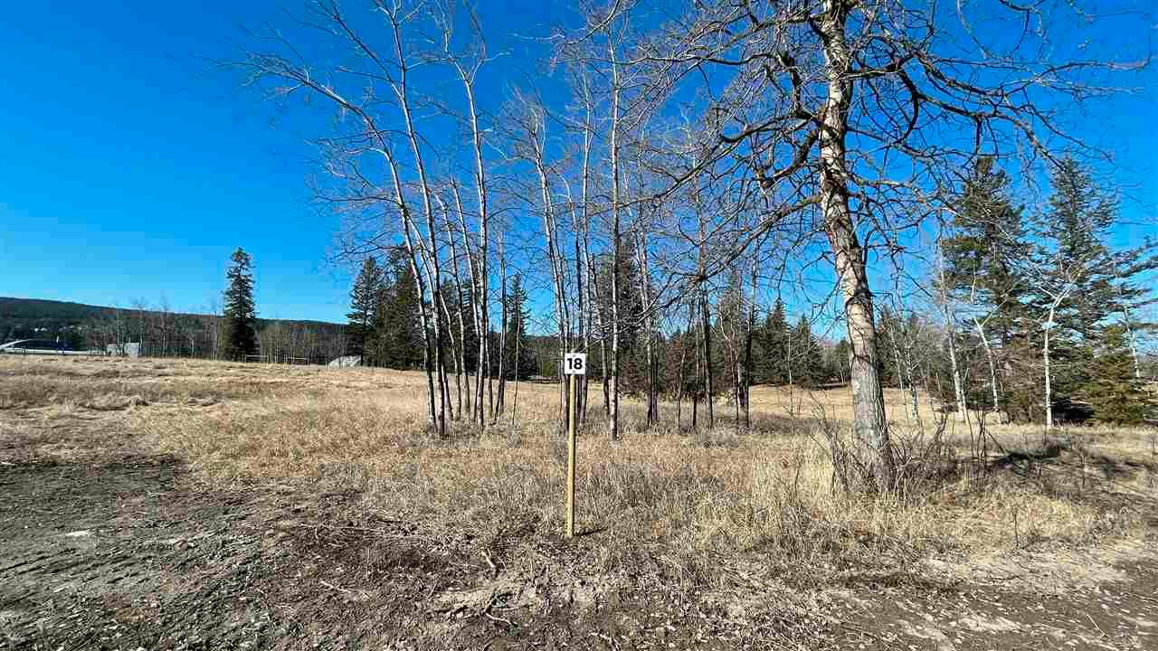 Main Photo: LOT 18 SANDHILL Crescent in 100 Mile House: 100 Mile House - Town Land for sale (100 Mile House (Zone 10))  : MLS®# R2524652