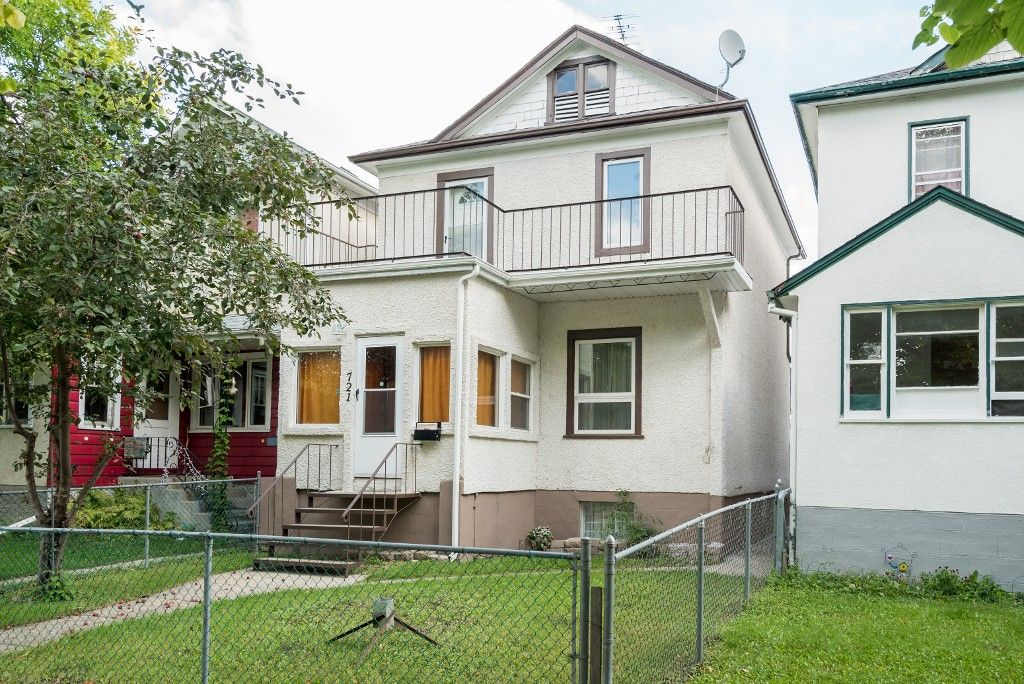Main Photo: 721 College Avenue in Winnipeg: North End Single Family Detached for sale (4A)  : MLS®# 1623391