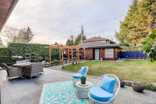Photo 39: 2105 W 57TH Avenue in Vancouver: S.W. Marine House for sale (Vancouver West)  : MLS®# R2613022