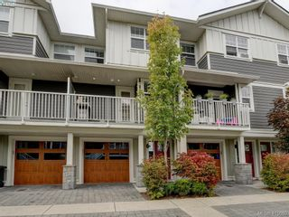 Photo 1: 6 3356 Whittier Ave in VICTORIA: SW Rudd Park Row/Townhouse for sale (Saanich West)  : MLS®# 824505