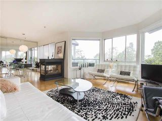 "Photo 3: 304 1166 W 6TH Avenue in Vancouver: Fairview VW Townhouse for sale in ""SEASCAPE VISTA"" (Vancouver West)  : MLS®# V1121820"