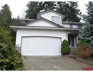 Photo 1: 35563 DINA Place in Abbotsford: Abbotsford East House for sale : MLS®# F2703484