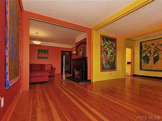 Photo 5: 1245 Queens Ave in VICTORIA: Vi Fernwood House for sale (Victoria)  : MLS®# 640680