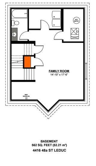 Photo 35: 4416 48A Street: Leduc Townhouse for sale : MLS®# E4228058