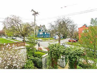 """Photo 12: 203 2626 ALBERTA Street in Vancouver: Mount Pleasant VW Condo for sale in """"THE CALLADINE"""" (Vancouver West)  : MLS®# V1113838"""