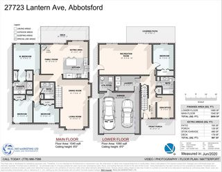"""Photo 1: 27723 LANTERN Avenue in Abbotsford: Aberdeen House for sale in """"West Abby Station"""" : MLS®# R2462158"""