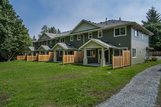 Main Photo: 111 2117 Charters Rd in Sooke: Sk Sooke Vill Core Row/Townhouse for sale : MLS®# 832044