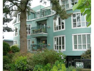 """Photo 1: 302 1617 GRANT Street in Vancouver: Grandview VE Condo for sale in """"EVERGREEN PLACE"""" (Vancouver East)  : MLS®# V825602"""