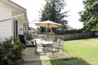"Photo 10: 8363 CLERIHUE Court in Mission: Mission BC House for sale in ""Cherry Ridge"" : MLS®# R2500043"
