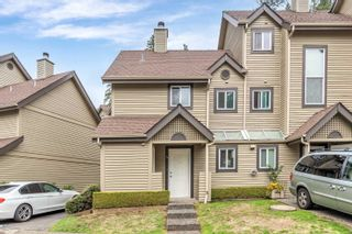 """Photo 1: 46 2736 ATLIN Place in Coquitlam: Coquitlam East Townhouse for sale in """"CEDAR GREEN ESTATES"""" : MLS®# R2619676"""