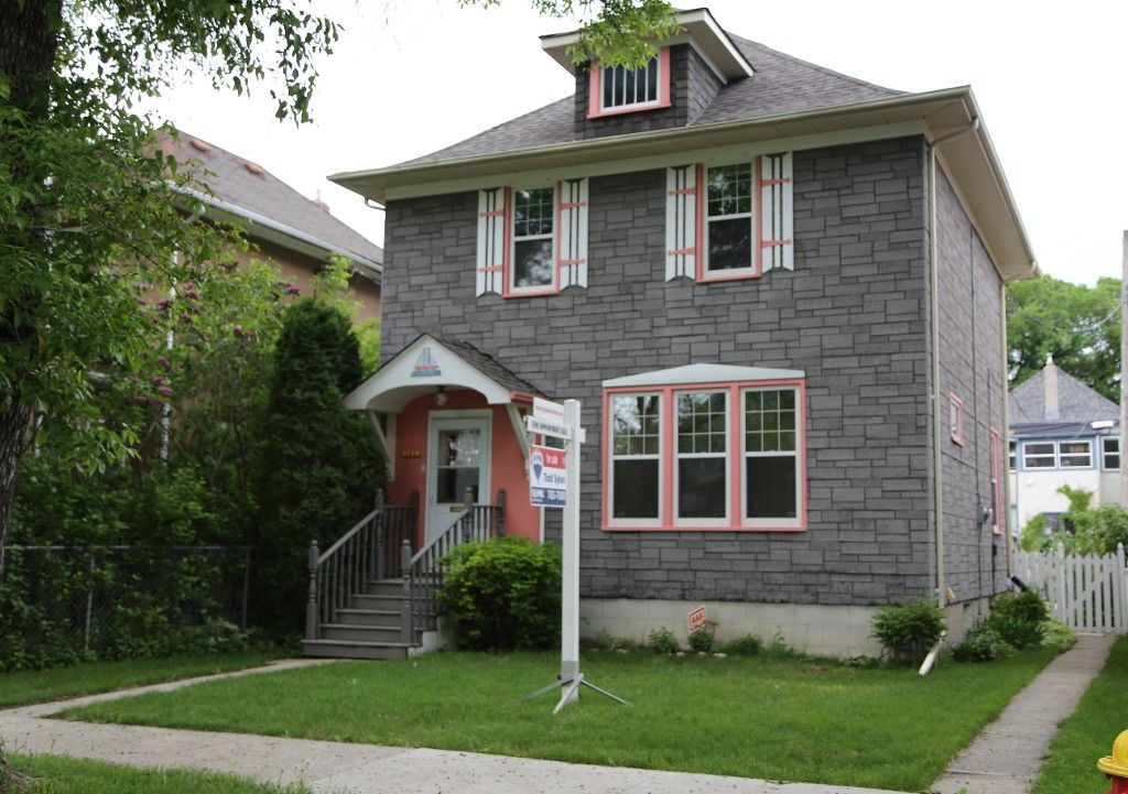 Welcome to 205 Aubrey St. in Wolseley