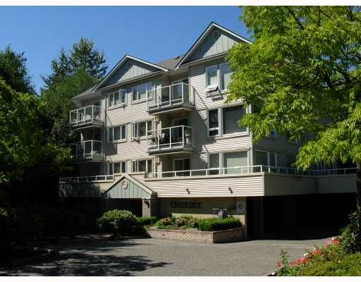 "Main Photo: 309 1132 DUFFERIN Street in Coquitlam: Eagle Ridge CQ Condo for sale in ""CREEKSIDE"" : MLS®# V664362"