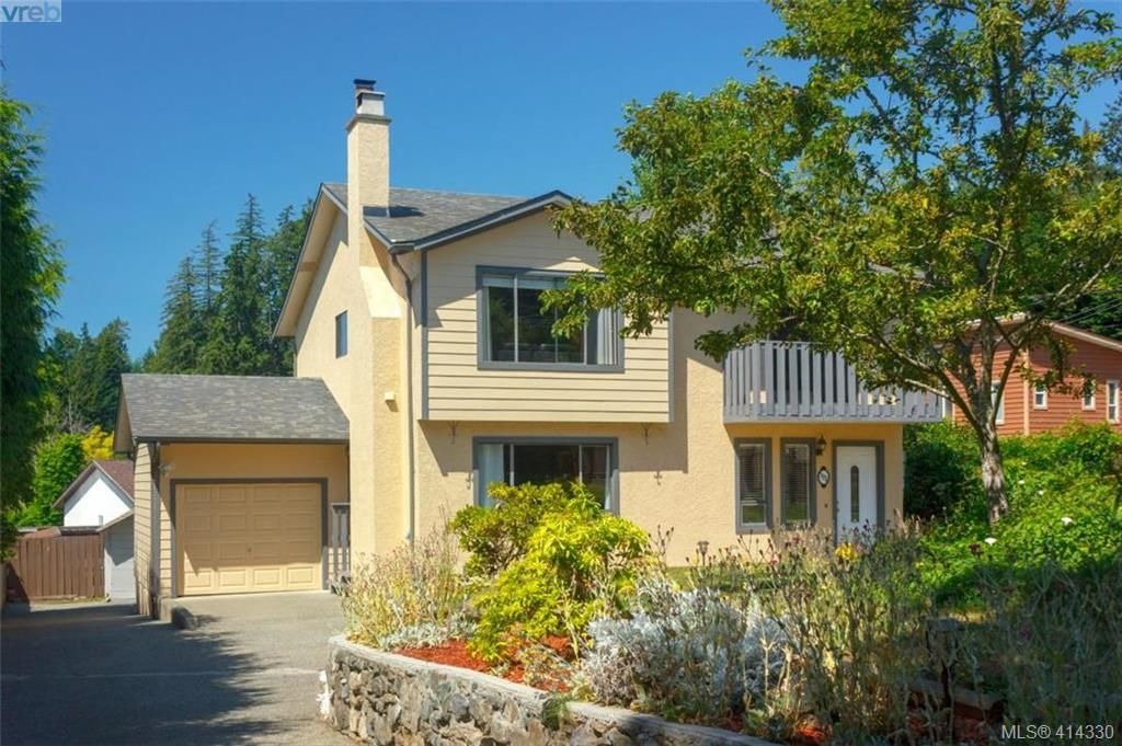 Main Photo: 3578 Wishart Rd in VICTORIA: Co Latoria House for sale (Colwood)  : MLS®# 821829