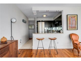 "Photo 6: 2309 1188 RICHARDS Street in Vancouver: Yaletown Condo for sale in ""PARK PLAZA"" (Vancouver West)  : MLS®# V1112068"
