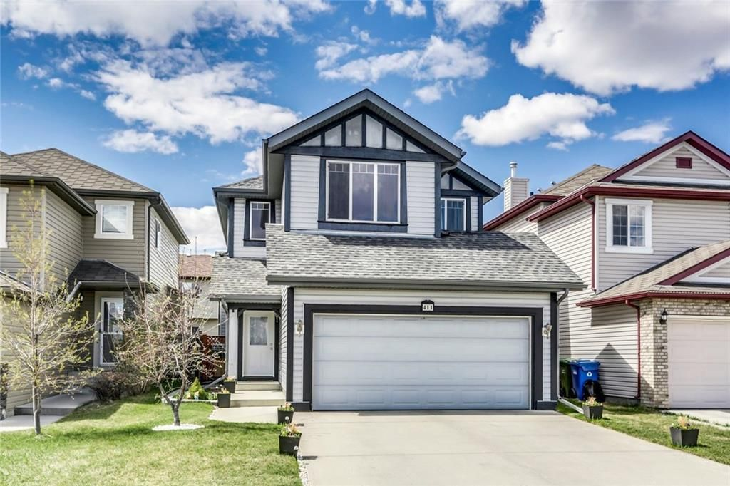 Main Photo: 411 EVERRIDGE Drive SW in Calgary: Evergreen House for sale : MLS®# C4183901
