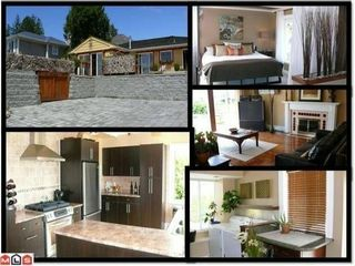 """Photo 1: 13553 MARINE Drive in Surrey: Crescent Bch Ocean Pk. House for sale in """"Ocean Park/White Rock"""" (South Surrey White Rock)  : MLS®# F1107685"""