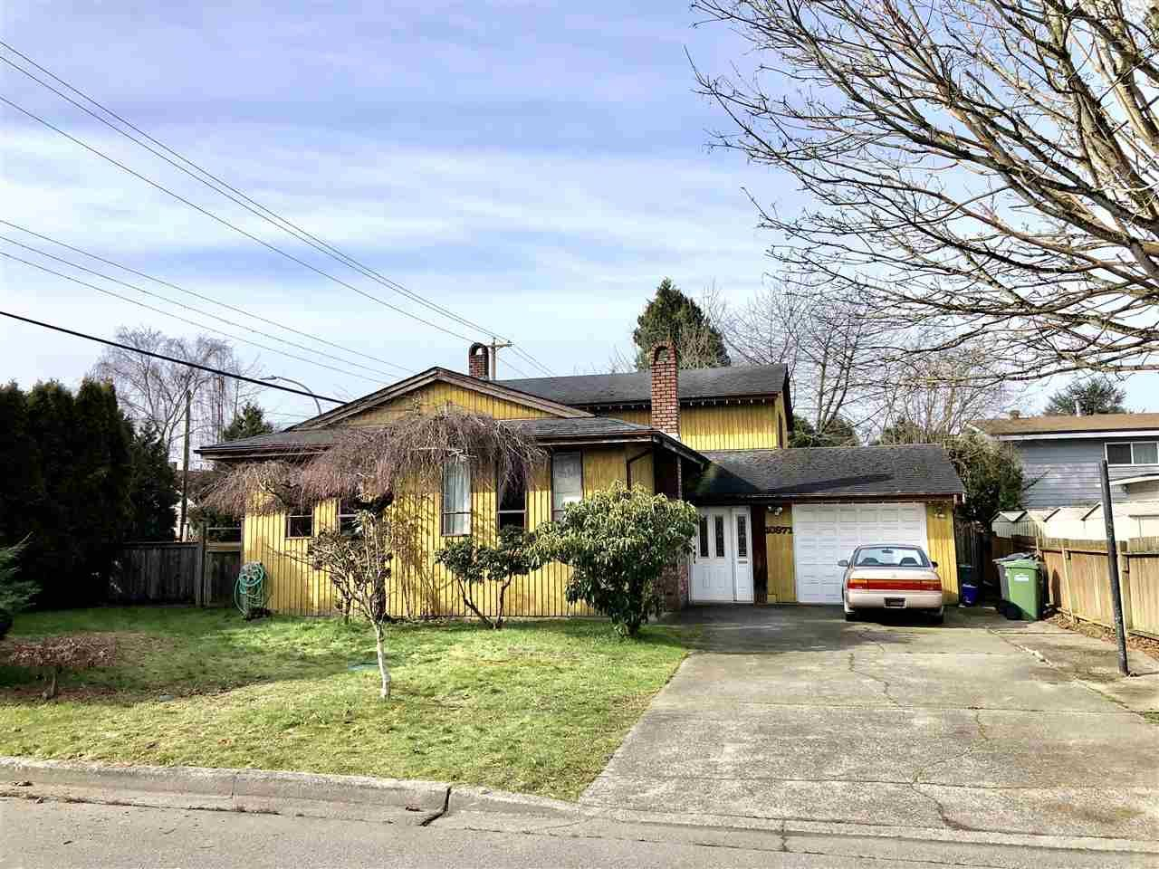 Main Photo: 10971 HOUSMAN Street in Richmond: Woodwards House for sale : MLS®# R2455898