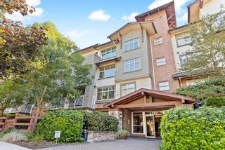 """Photo 1: 107 6500 194 Street in Surrey: Clayton Condo for sale in """"SUNSET GROVE"""" (Cloverdale)  : MLS®# R2605423"""