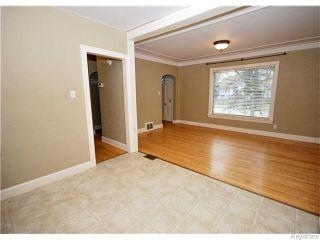 Photo 7: 50 Morier Street in WINNIPEG: St Vital Residential for sale (South East Winnipeg)  : MLS®# 1529985