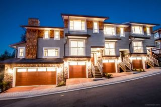 """Photo 1: 25 23651 132ND Avenue in Maple Ridge: Silver Valley Townhouse for sale in """"MYRONS MUSE AT SILVER VALLEY"""" : MLS®# R2013792"""
