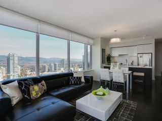 Photo 4: 3209 6333 SILVER Avenue in Burnaby: Metrotown Condo for sale (Burnaby South)  : MLS®# R2037515