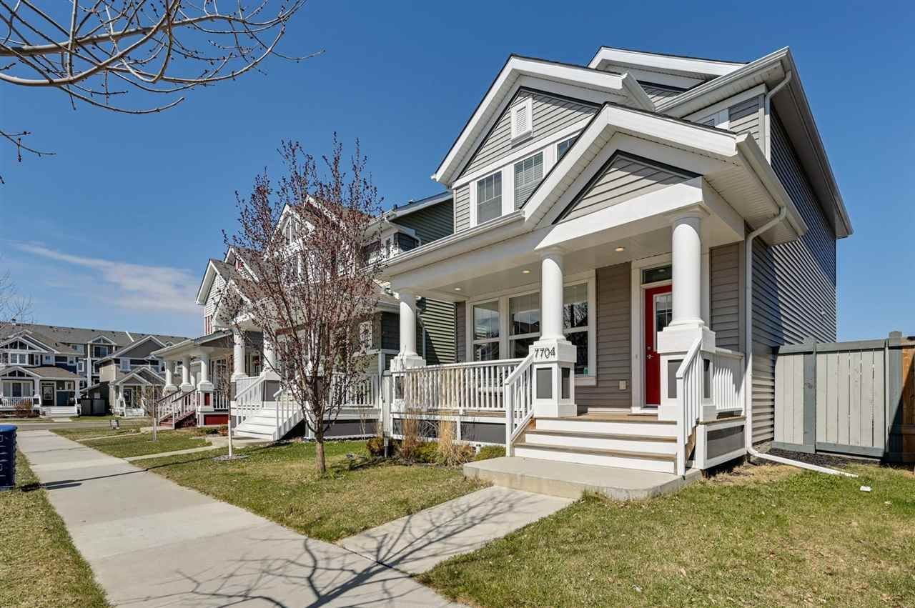 Main Photo: 7704 24 Avenue in Edmonton: Zone 53 House for sale : MLS®# E4242056