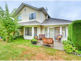 """Photo 4: 28 21138 88TH Avenue in Langley: Walnut Grove Townhouse for sale in """"SPENCER GREEN"""" : MLS®# F1318729"""