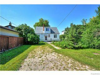 Photo 13: 135 Hartford Avenue in Winnipeg: West Kildonan Residential for sale (4D)  : MLS®# 1619629