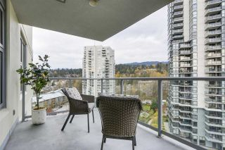"Photo 16: 1107 295 GUILDFORD Way in Port Moody: North Shore Pt Moody Condo for sale in ""Bentley"" : MLS®# R2325613"