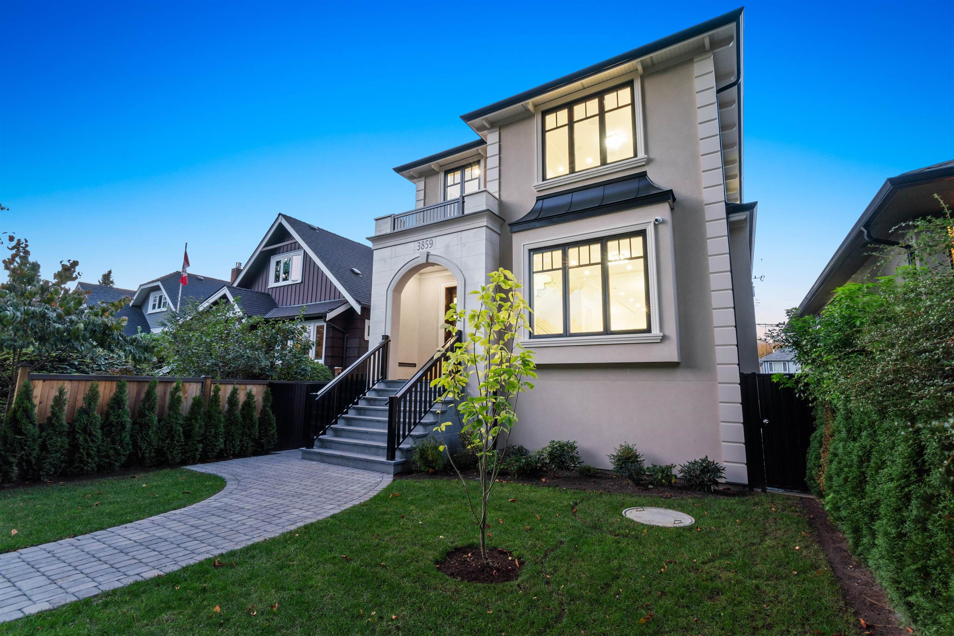 Main Photo: 3859 W 22ND Avenue in Vancouver: Dunbar House for sale (Vancouver West)  : MLS®# R2624110