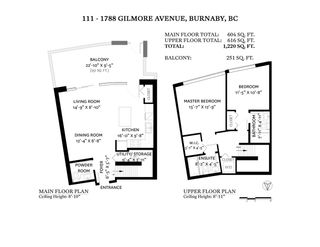 Photo 34: 111 1788 GILMORE AVENUE in Burnaby: Brentwood Park Townhouse for sale (Burnaby North)  : MLS®# R2533585