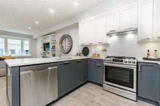 """Photo 9: 19 189 WOOD Street in New Westminster: Queensborough Townhouse for sale in """"RIVER MEWS"""" : MLS®# R2410352"""