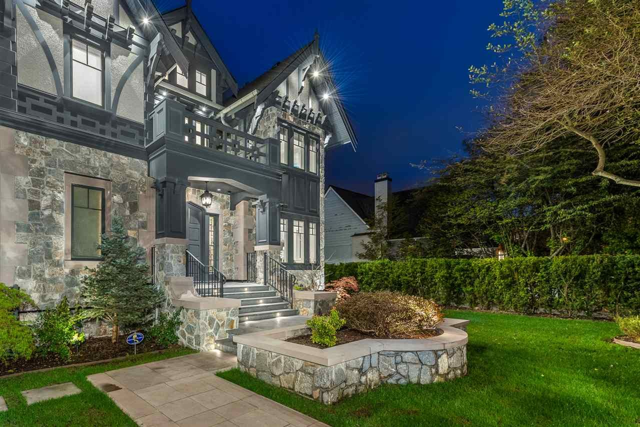 Main Photo: 5811 CHURCHILL Street in Vancouver: South Granville House for sale (Vancouver West)  : MLS®# R2507392
