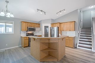 Photo 7: 39 Canoe Square SW: Airdrie Semi Detached for sale : MLS®# A1141255
