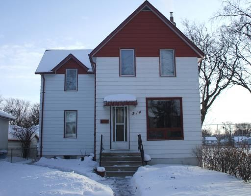 Main Photo: 314 KILDARE Avenue West in WINNIPEG: Transcona Residential for sale (North East Winnipeg)  : MLS®# 2901523