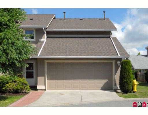 """Main Photo: 50 16061 85TH Avenue in Surrey: Fleetwood Tynehead Townhouse for sale in """"PARC SEVILLE"""" : MLS®# F2719895"""