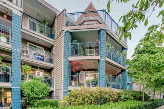 """Photo 5: 215 1200 EASTWOOD Street in Coquitlam: North Coquitlam Condo for sale in """"LAKESIDE TARRACE"""" : MLS®# R2186277"""