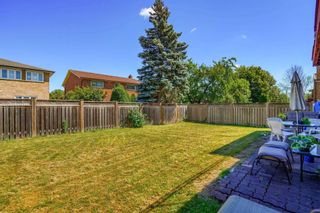 Photo 39: 2525 Pollard Drive in Mississauga: Erindale House (2-Storey) for sale : MLS®# W4887592