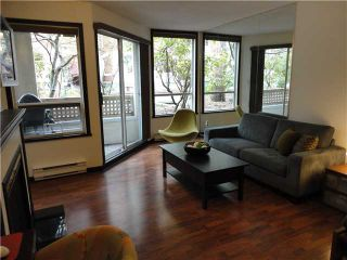 """Photo 4: 107 1230 HARO Street in Vancouver: West End VW Condo for sale in """"1230 HARO"""" (Vancouver West)  : MLS®# V876370"""