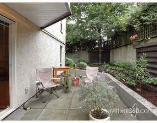 """Photo 9: 102 1006 CORNWALL Street in New_Westminster: Uptown NW Condo for sale in """"Cornwall Terrace"""" (New Westminster)  : MLS®# V672892"""