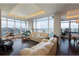 """Photo 6: 3302 2077 ROSSER Avenue in Burnaby: Brentwood Park Condo for sale in """"VANTAGE"""" (Burnaby North)  : MLS®# V1084856"""