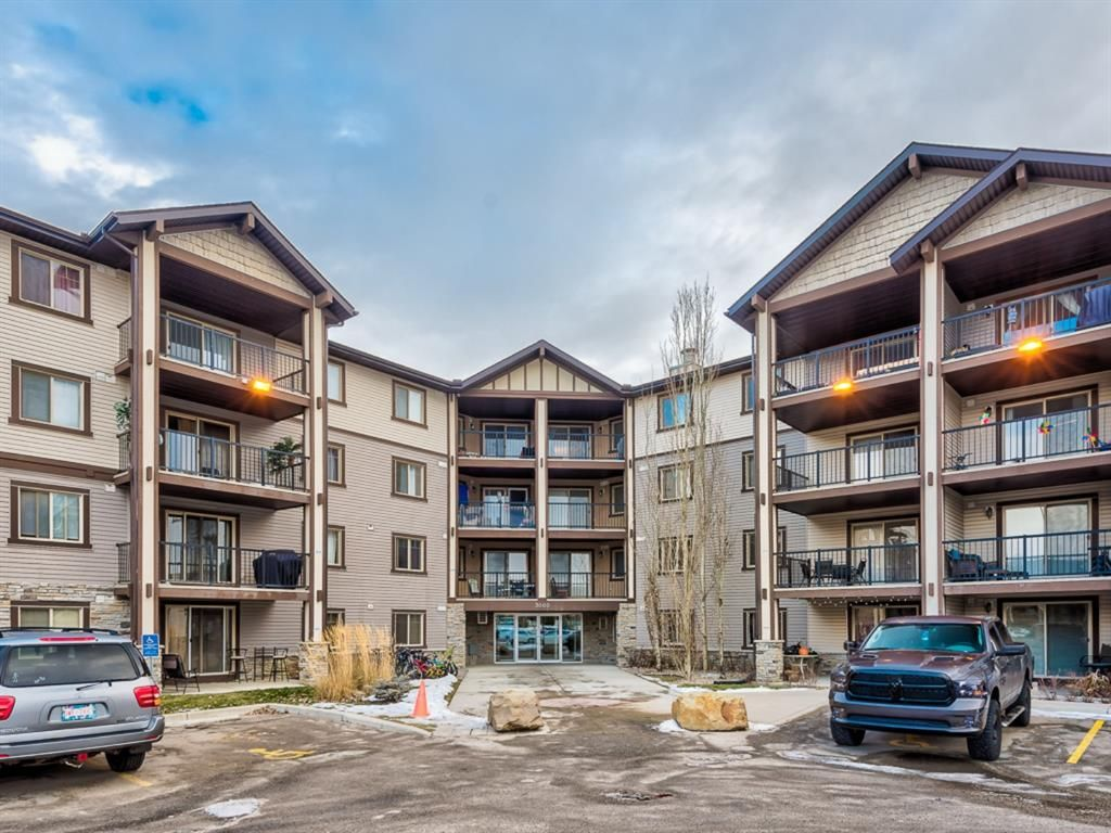 Main Photo: 3101 60 PANATELLA Street NW in Calgary: Panorama Hills Apartment for sale : MLS®# A1094404