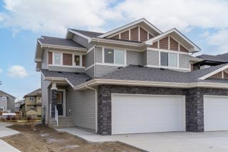 Photo 2: 10639 98 Street: Morinville House Half Duplex for sale : MLS®# E4255571
