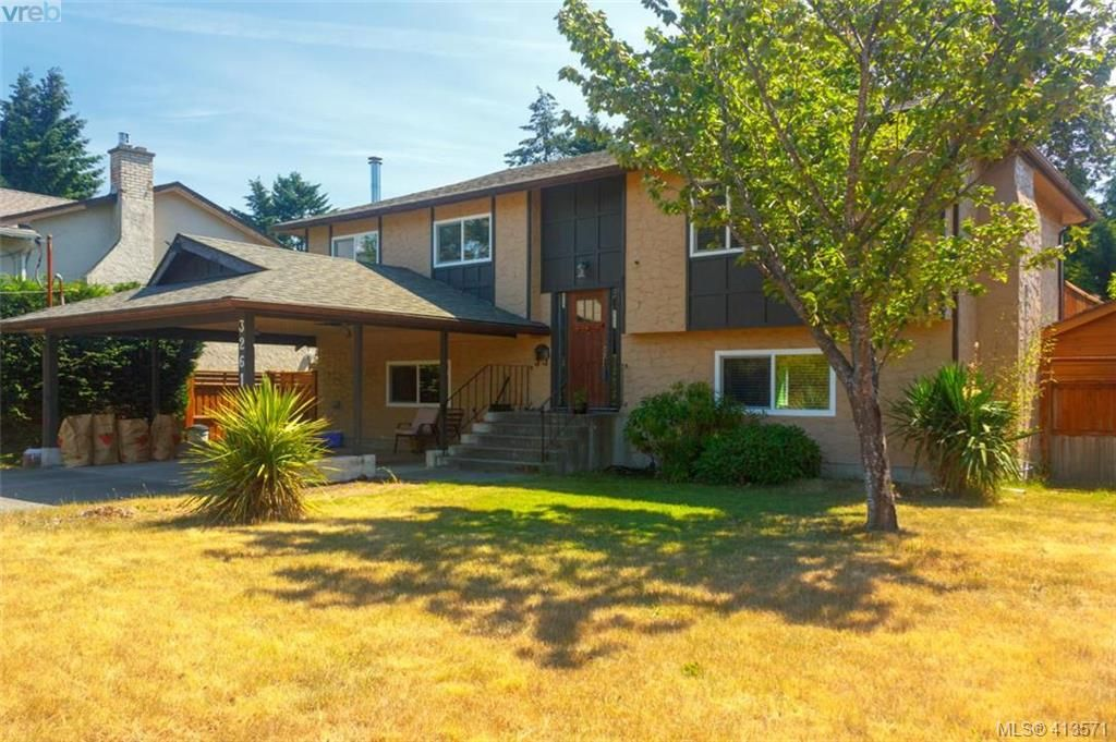 Main Photo: 3261 Wishart Rd in VICTORIA: Co Wishart South House for sale (Colwood)  : MLS®# 820117