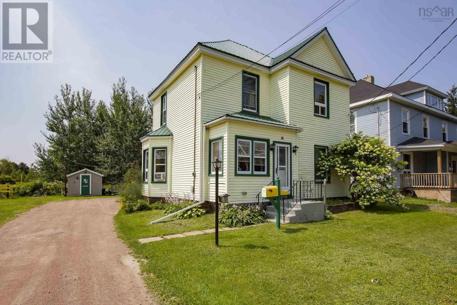 Main Photo: 14-16 Russell Street in Amherst: House for sale : MLS®# 202120361