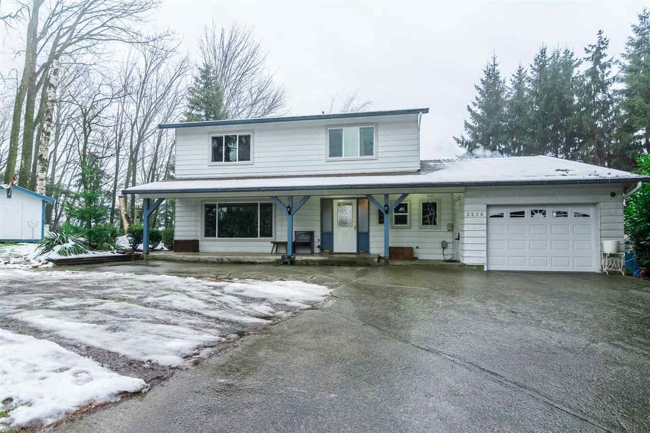 Main Photo: 3216 SADDLE Street in Abbotsford: Abbotsford East House for sale : MLS®# R2229163