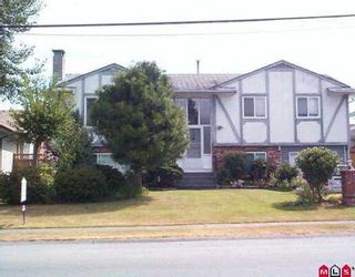 Photo 1: 8864 116TH ST in Delta: Annieville House for sale (N. Delta)  : MLS®# F2518745